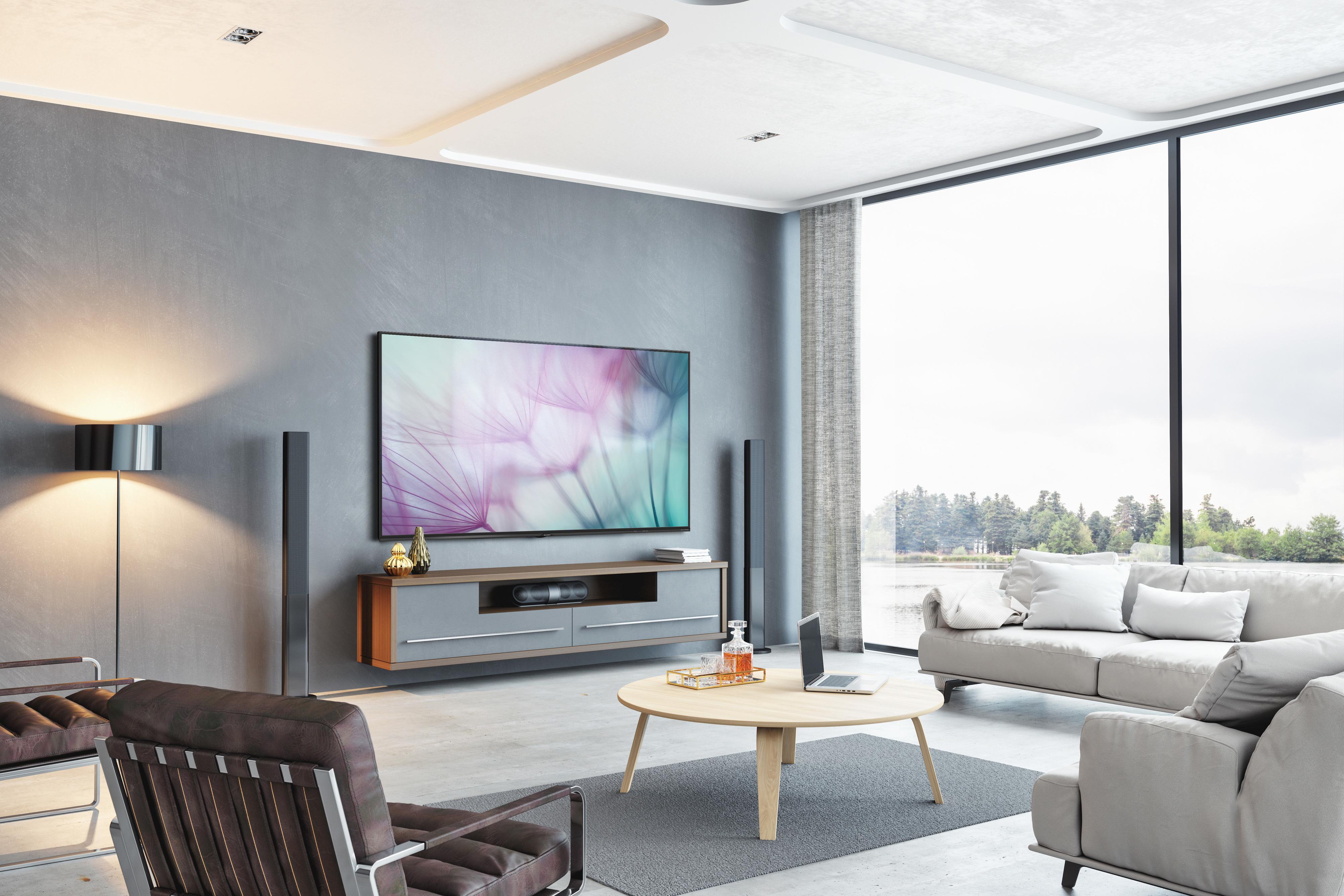 Sharp aposta nos televisores 8K e traz primeiro modelo para a Europa já este mês