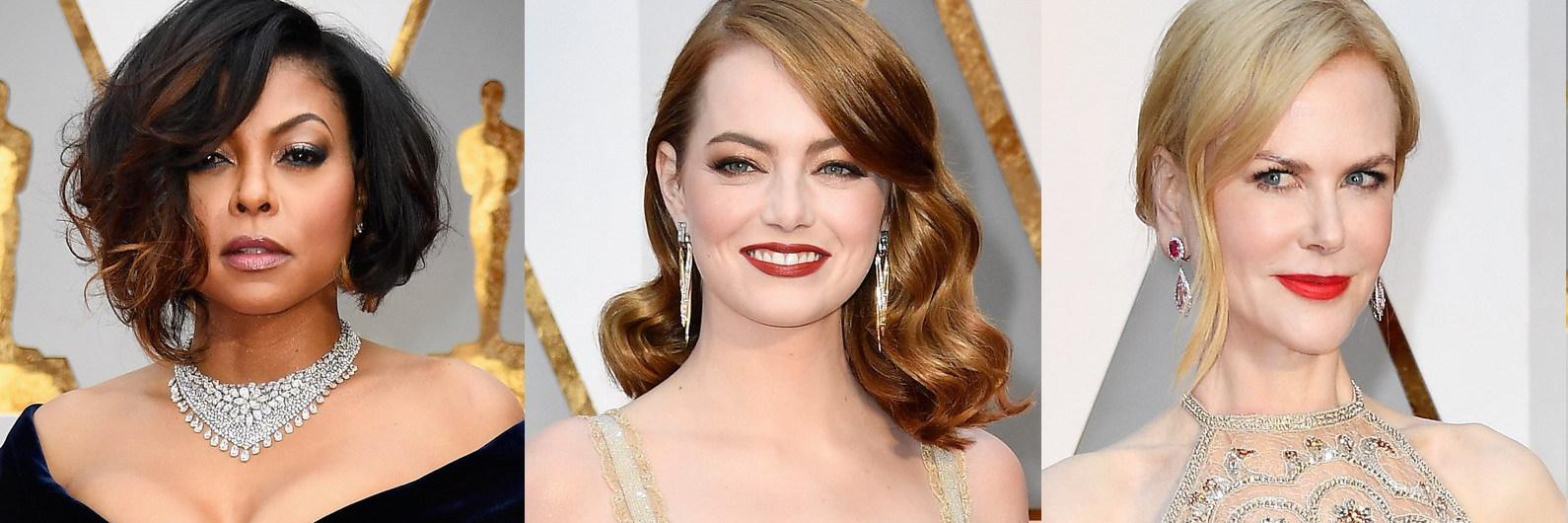 A grande noite de Hollywood: Estrelas desfilam na passadeira vermelha dos Óscares