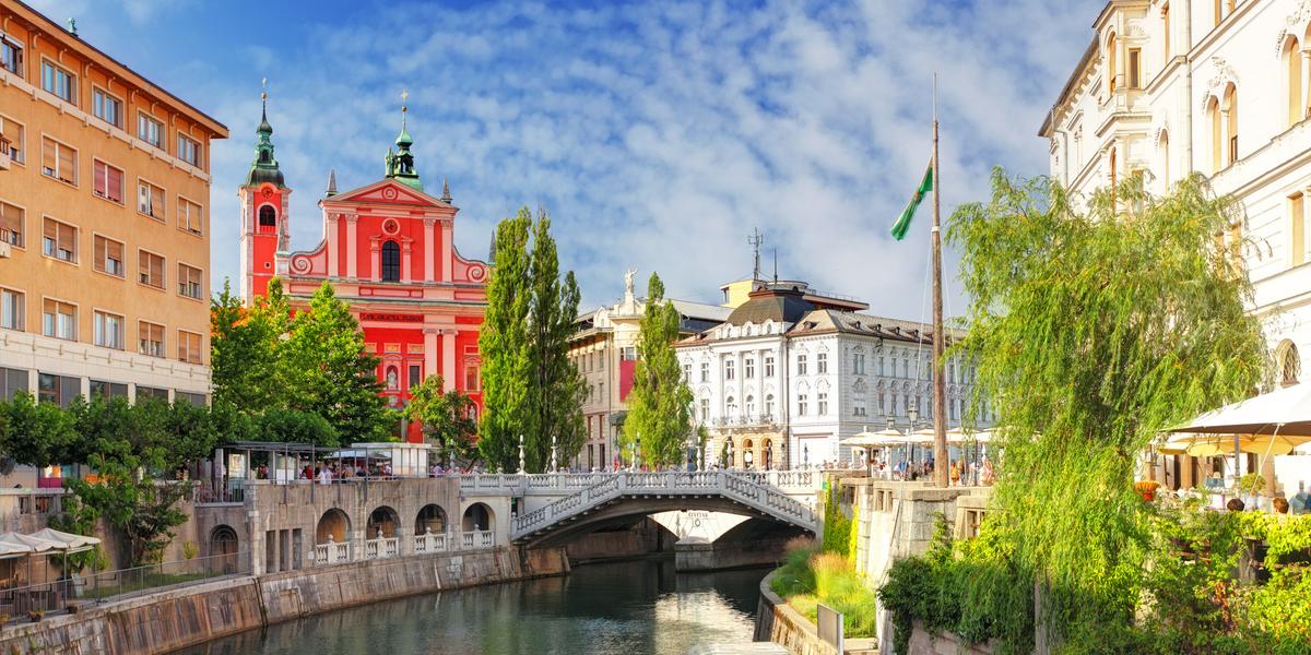 Liubliana de alma consciente. 10 razões para querer ir à capital da Eslovénia