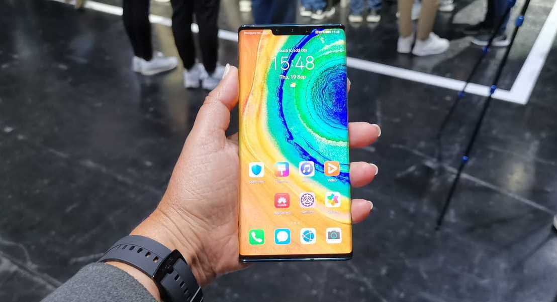 Huawei Mate 30 e Mate 30 Pro ainda sem data de lançamento (e sem Google Mobile Services)
