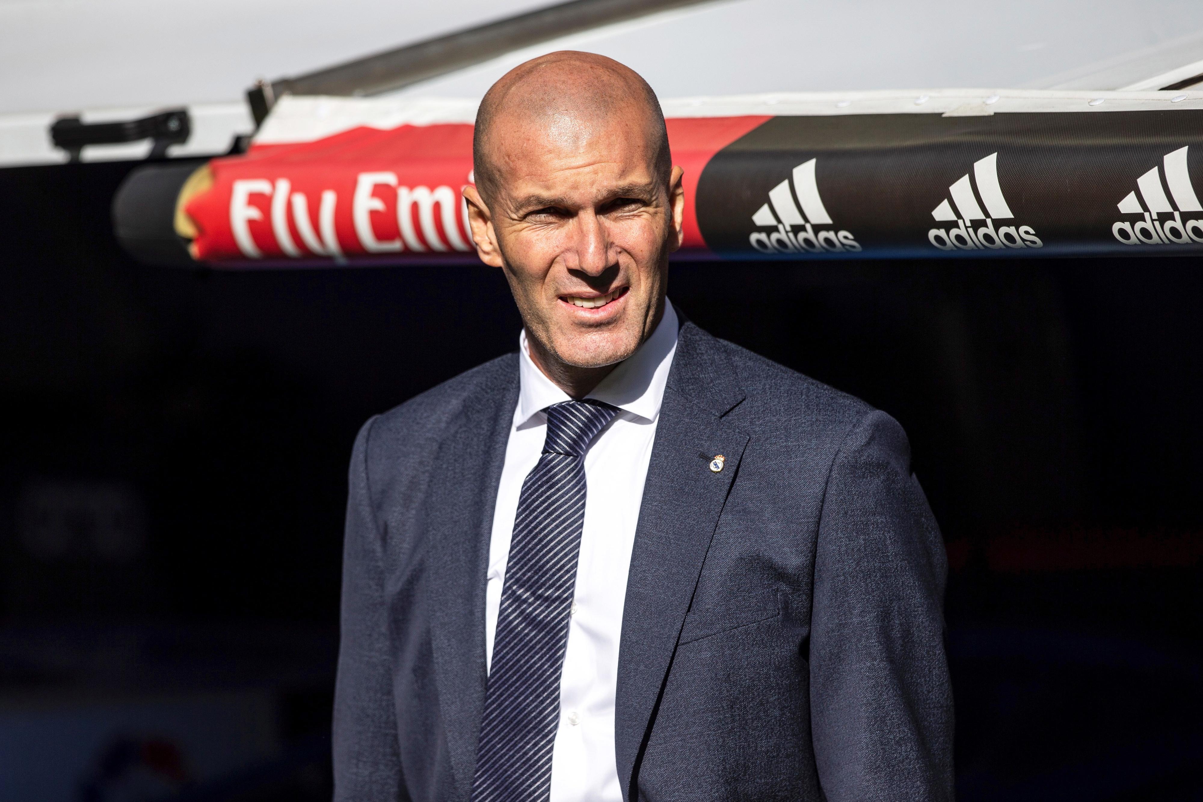"""Zidane já não pode ouvir falar em Neymar: """"A minha resposta é sempre a mesma"""""""