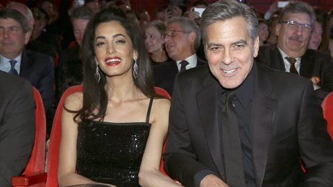 George Clooney abriu Festival de Berlim com olhar voltado para os refugiados