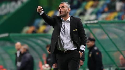 """Ivo Vieira: """"Demos dois golos de vantagem"""""""