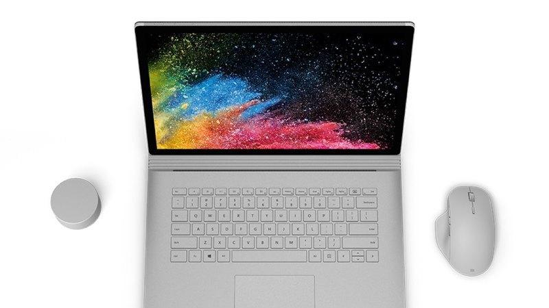 Microsoft anunciou também um novo Surface Book 2