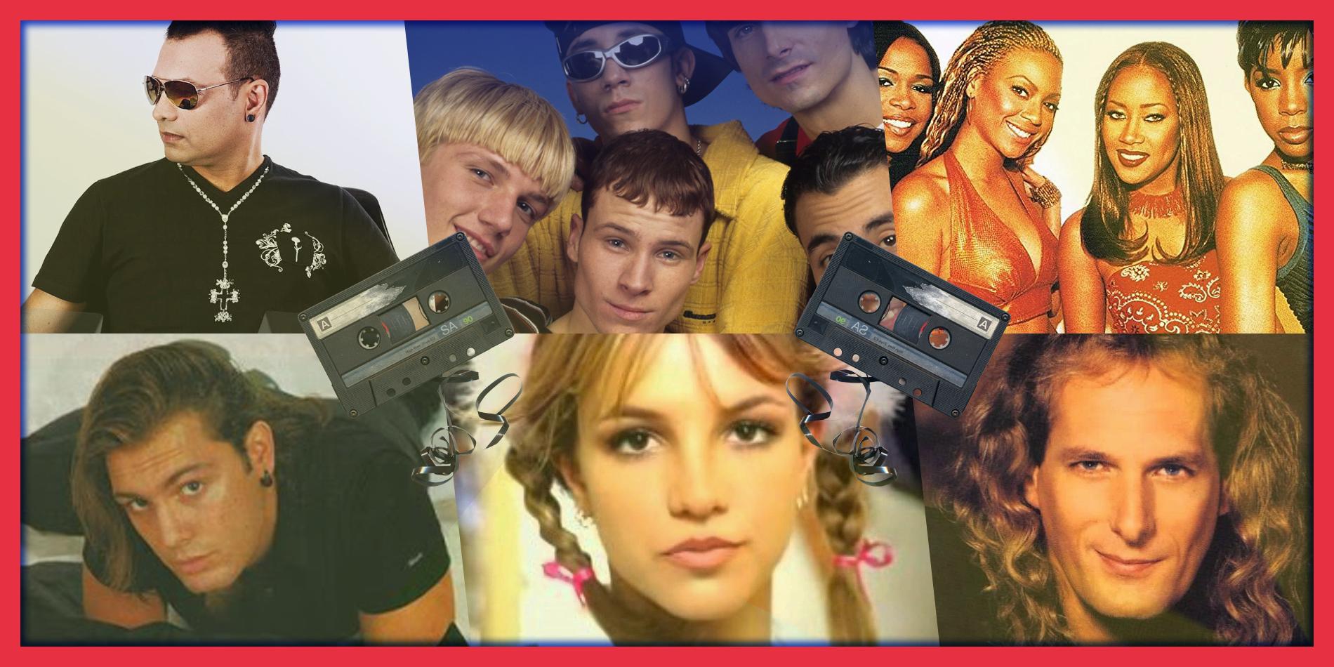 Quem é 'noventeiro', não esquece: o que se ouvia na década de 1990?