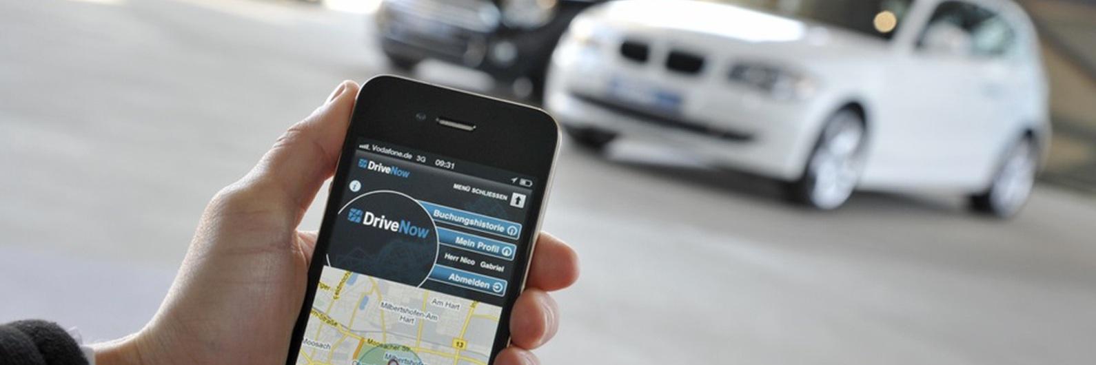 DriveNow com mais de 10 mil clientes registados numa semana