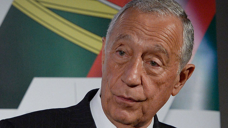 """Com economia mundial a abrandar, """"é bom"""" Portugal continuar a crescer acima da Europa, diz Marcelo Rebelo de Sousa"""