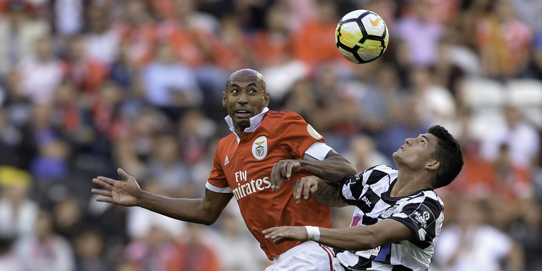Benfica usa palavras de Luisão para motivar os adeptos