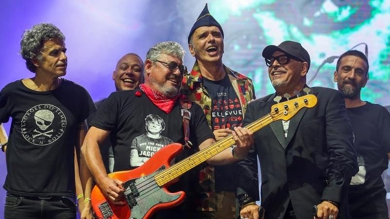 De Carlão a Manuela Azevedo ou Rui Reininho: Zé Pedro homenageado por vários músicos no Super Bock Super Rock