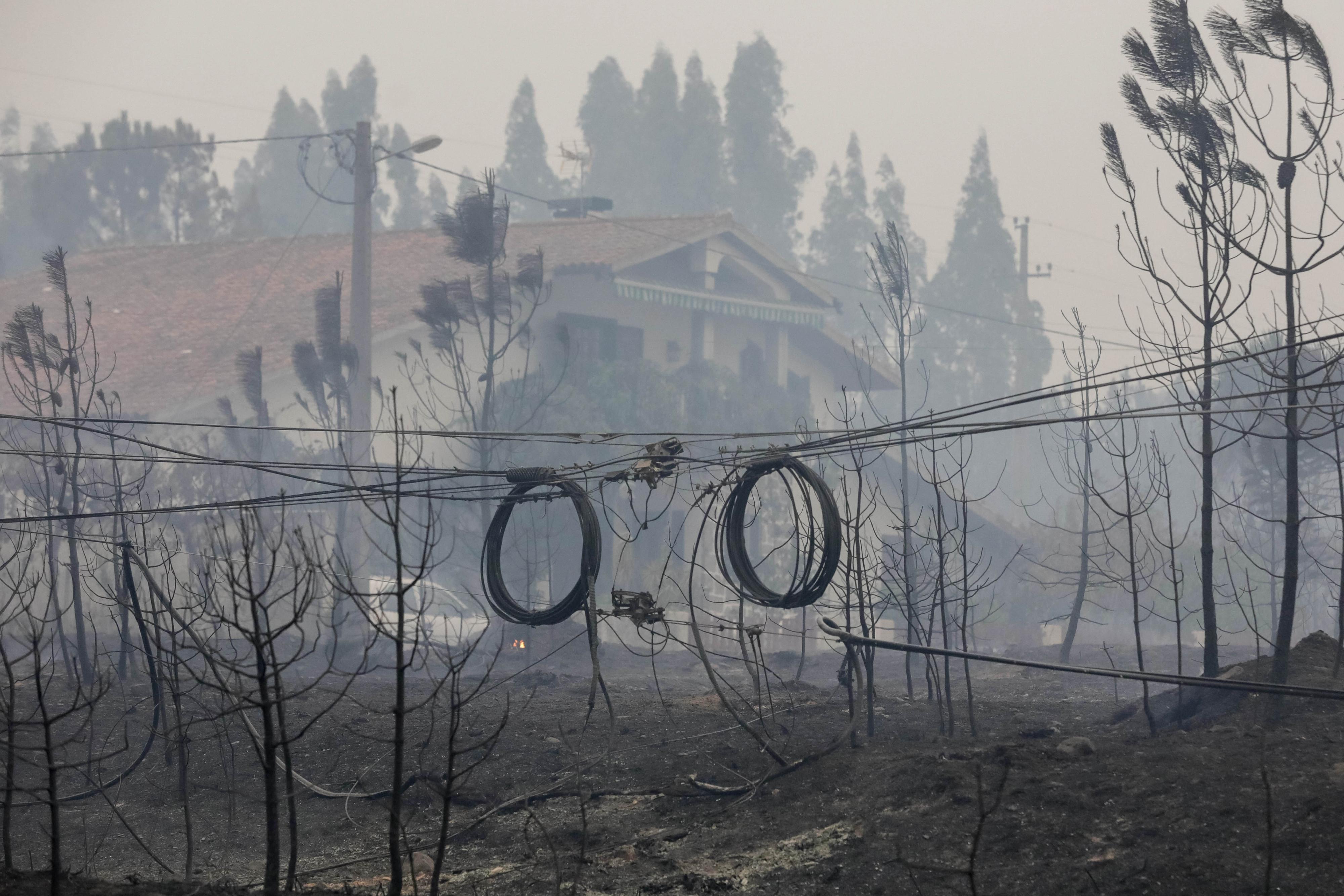 Portugal teve um dos episódios mais graves de poluição do ar