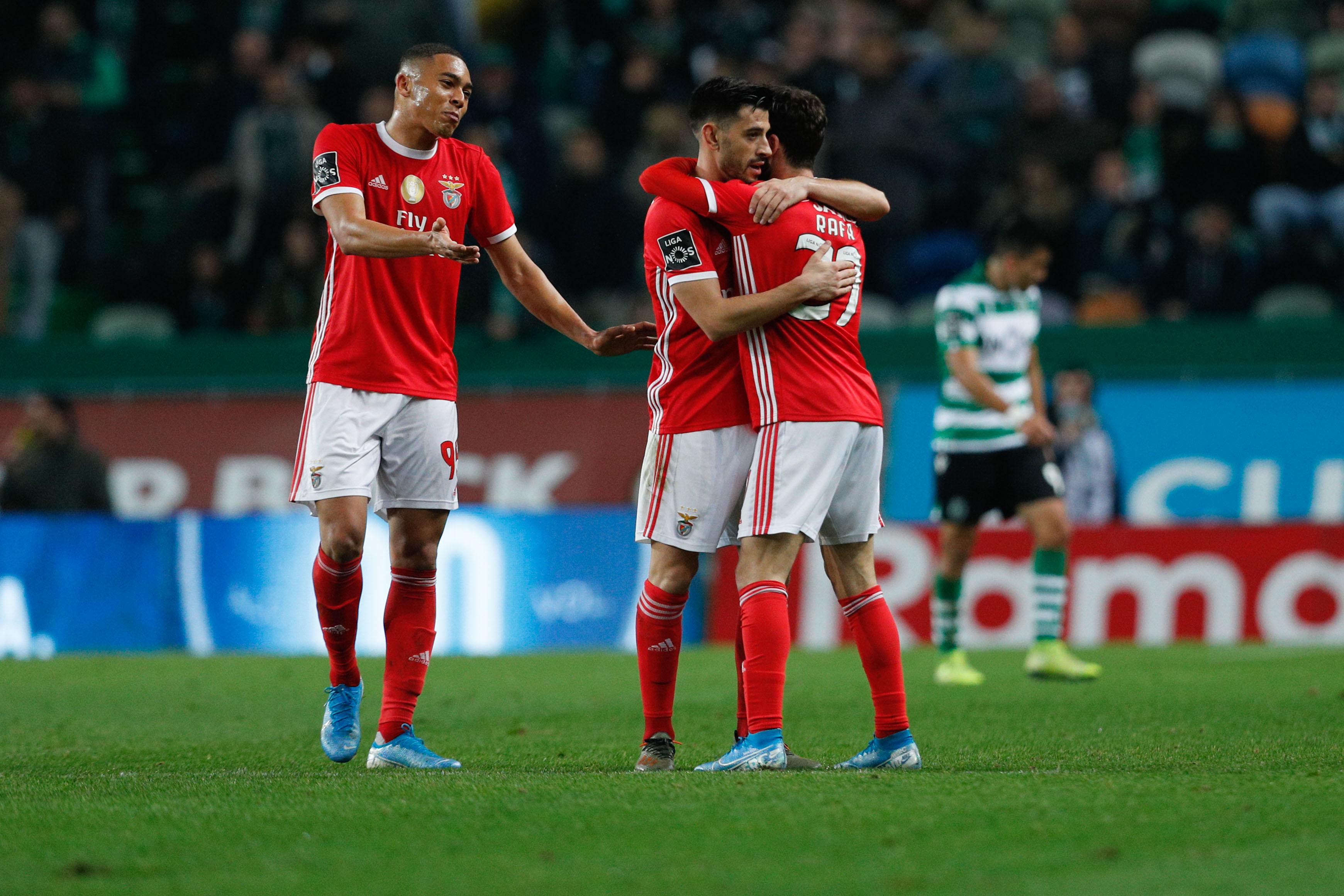 Benfica: Nunca ninguém tinha somado tantos pontos numa 1.ª volta