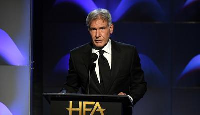 """Não é só """"Star Wars"""" e Indiana Jones: Harrison Ford tem novo projeto"""