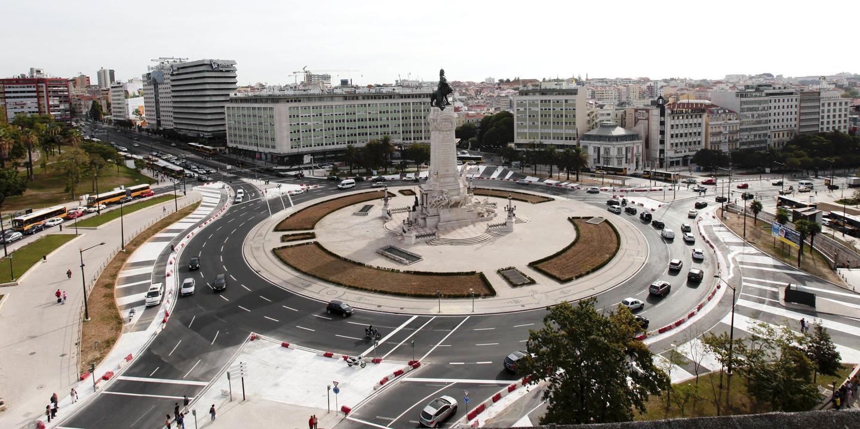 Ruas fechadas e transportes públicos afetados. Esteja atento às restrições ao trânsito em Lisboa devido à manifestação da PSP e GNR