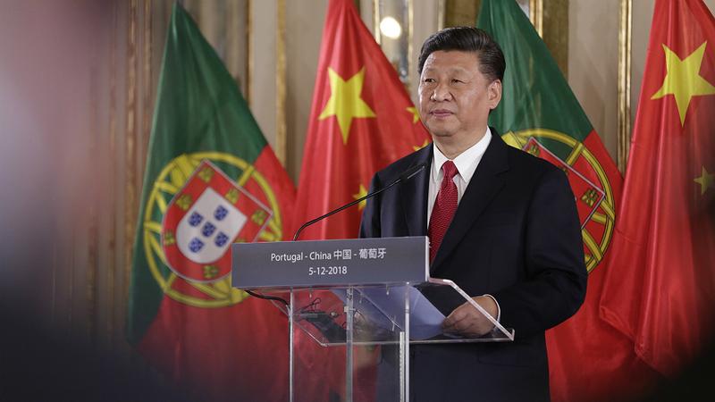 """Coronavírus: """"Para nós, isto é uma crise e também um grande teste"""", afirma Xi Jinping"""