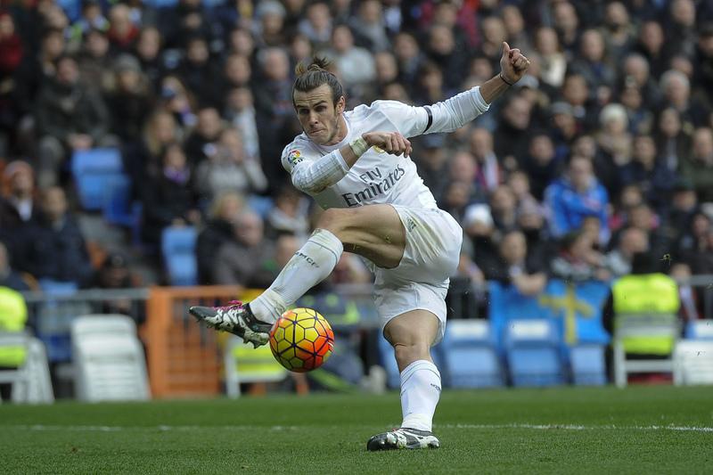 Bale deve desfalcar Real Madrid em Roma