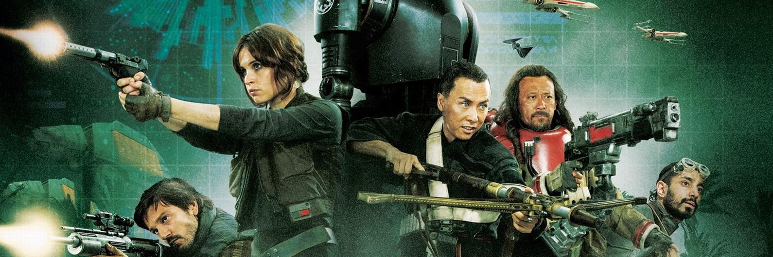 """""""Rogue One"""" chega aos mil milhões de dólares: Conheça os outros 27 filmes do clube"""