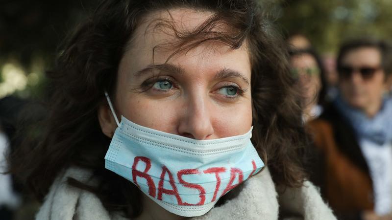 Enfermeiros da Administração Regional de Saúde de Lisboa e Vale do Tejo em greve pelo descongelamento das carreiras