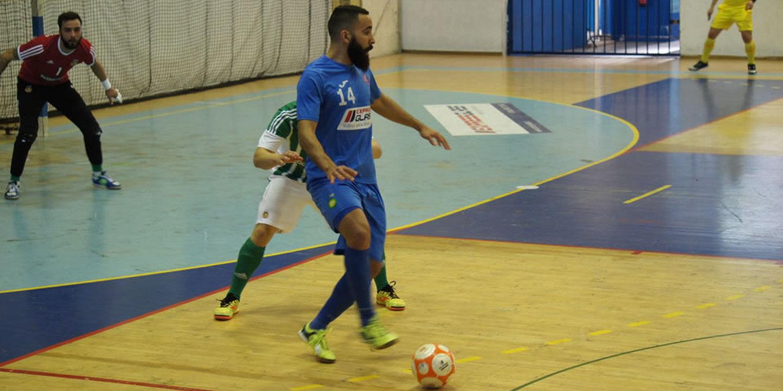 Tunha pode estrear-se na seleção portuguesa de futsal frente à Rússia