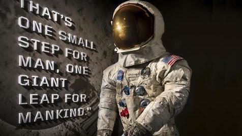 A viagem à Lua aconteceu há 50 anos