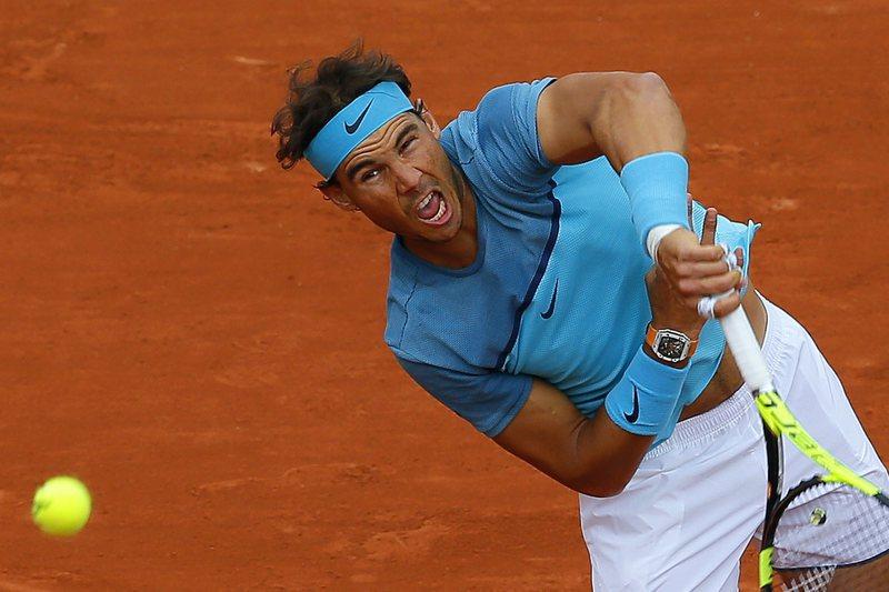 Roland Garros: Nadal desiste por lesão, Murray e Wawrinka nos 'oitavos'