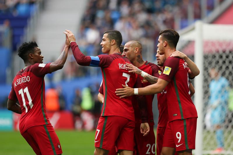 VÍDEO: Recorde os quatro golos de Portugal frente à Nova Zelândia