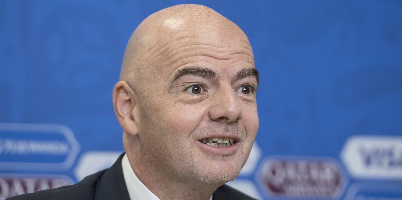 Presidente da FIFA felicita novo campeão moçambicano Songo