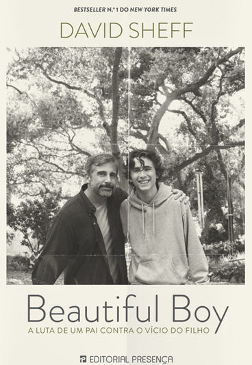 """""""Beautiful Boy"""": ganhe o livro do filme"""