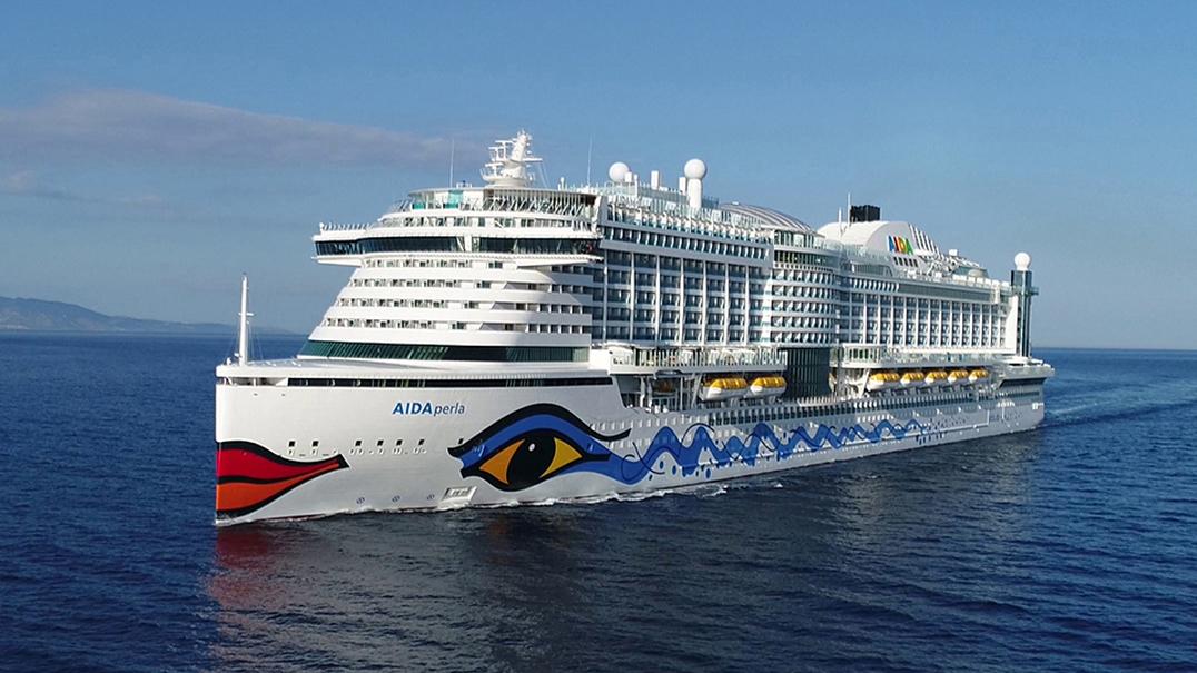 Novo navio de cruzeiro Aida com tecnologia Siemens 'made in' Portugal