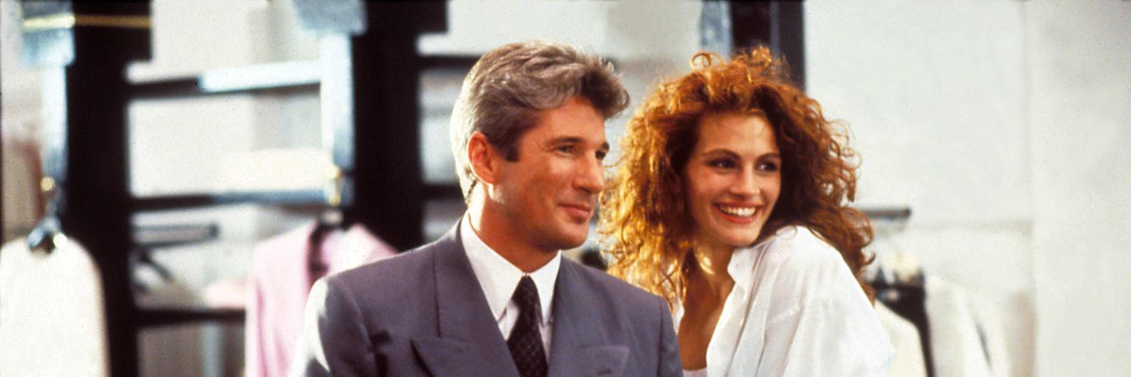 """Richard Gere não acredita que casal de """"Pretty Woman"""" tenha um final feliz"""