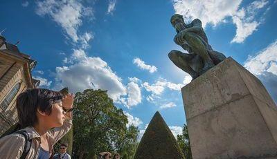 Esculturas há muitas, mas existe uma portuguesa entre as melhores da Europa