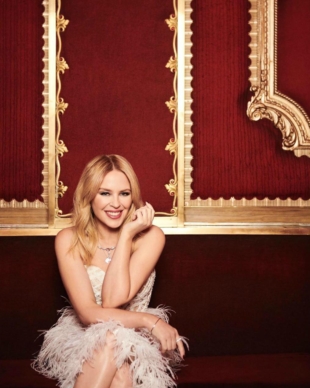 Kylie Minogue lança vinho rosé com o seu nome. No Reino Unido já esgotou em muitos supermercados