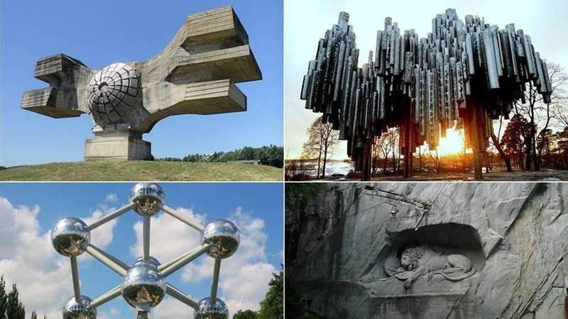 Sete monumentos extraordinários a visitar