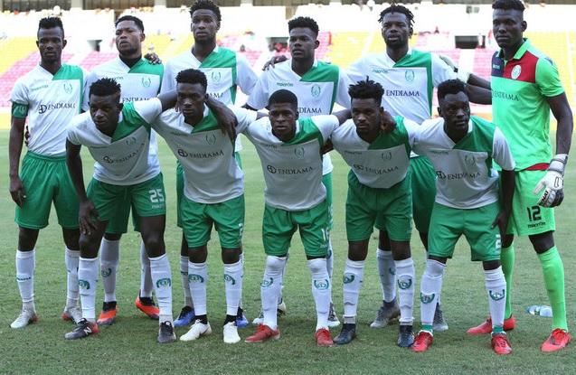 Futebol/Angola: Sagrada Esperança joga Taça da Confederação