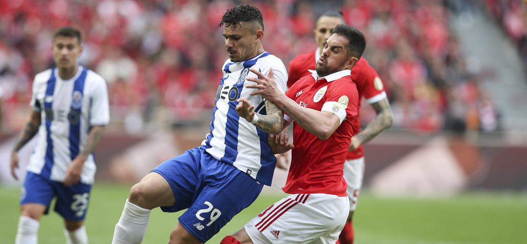 Benfica suspende venda de bilhetes para o clássico com o FC Porto