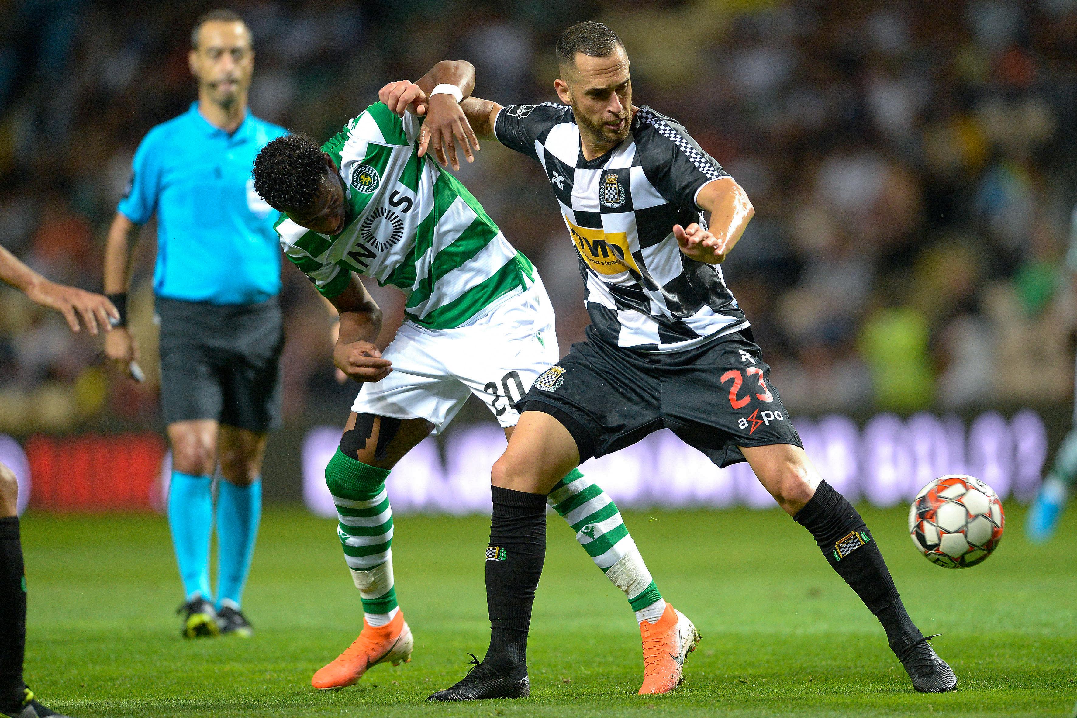 """Gonzalo Plata: """"Creio que o Sporting pode ser campeão"""""""