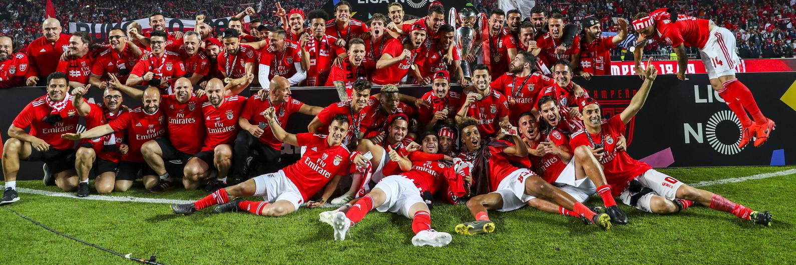 A festa do 37 e a caminhada rumo ao título: especial Benfica Campeão 2018/19