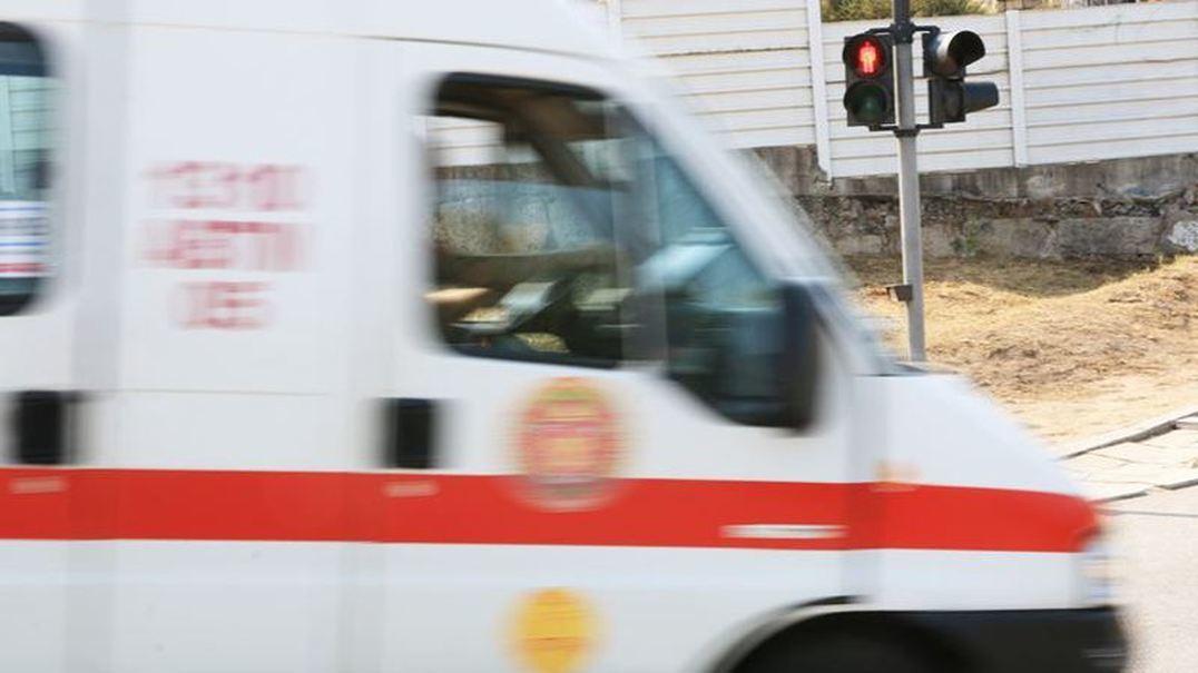 Homem rouba ambulância na Póvoa de Varzim e quase atropela mulher e bebé