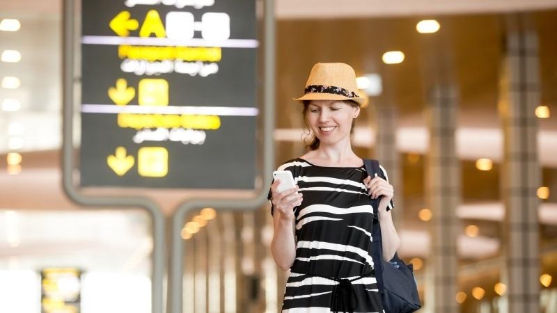 Vai viajar para os EUA? Tenha cuidado ao ligar-se à Internet nestes aeroportos