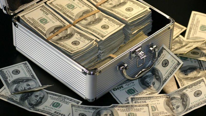 Multimilionários perdem 408 mil milhões de dólares em dois meses
