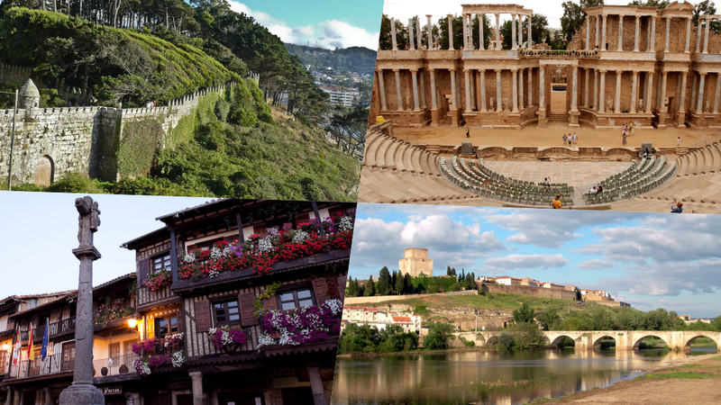20 cidades espanholas para visitar perto da fronteira com Portugal