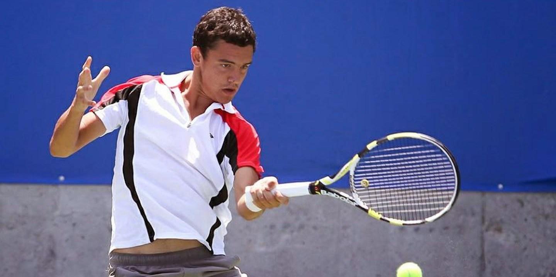Gonçalo Oliveira afastado na primeira ronda de challenger na Roménia