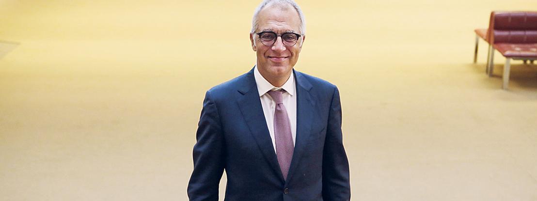 """Jaime Esteves: """"Quadro de exagerada pressão fiscal não foi ainda revertido"""""""