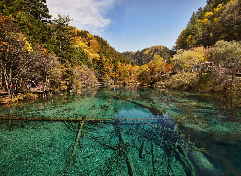 O mundo é mesmo surpreendente: Portugal tem um dos lugares com as cores mais bonitas