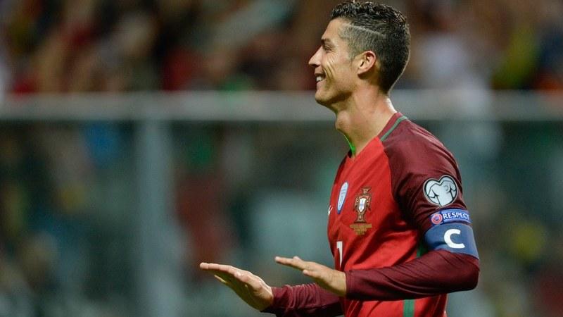Cristiano Ronaldo titular no regresso à Seleção Nacional