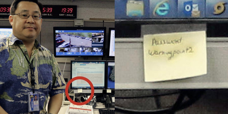 Havai: Depois do falso alarme de míssil, uma fotografia espoletou a polémica