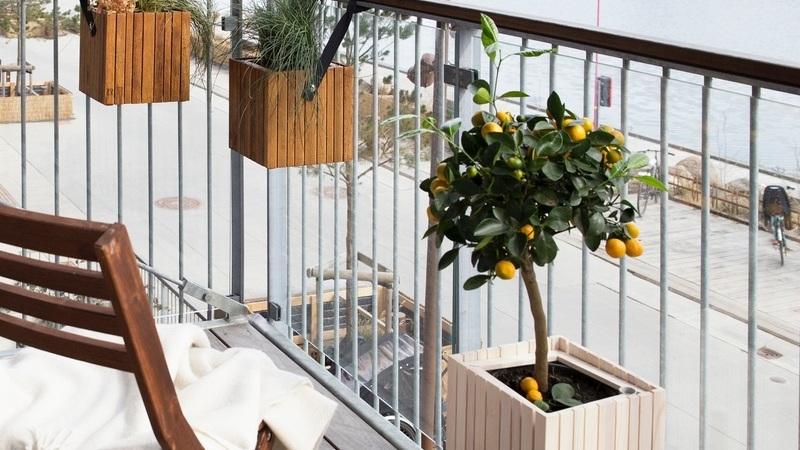 A sua varanda pode ser a sua sala exterior. Saiba como
