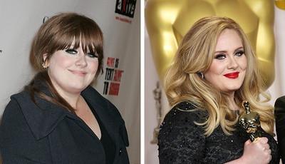 Antes e depois: 15 estrelas de Hollywood
