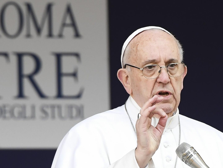 """Papa Francisco: A União Europeia """"corre o risco de morrer"""" se não reencontrar os seus ideais fundadores"""