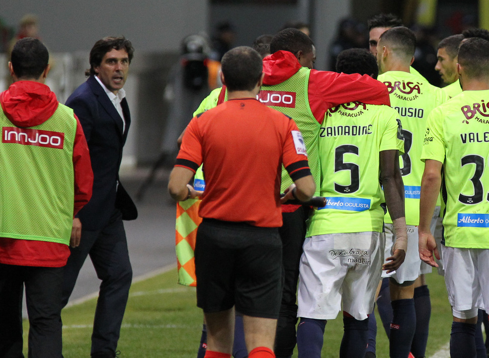 Marítimo regressa às vitórias diante do SC Braga
