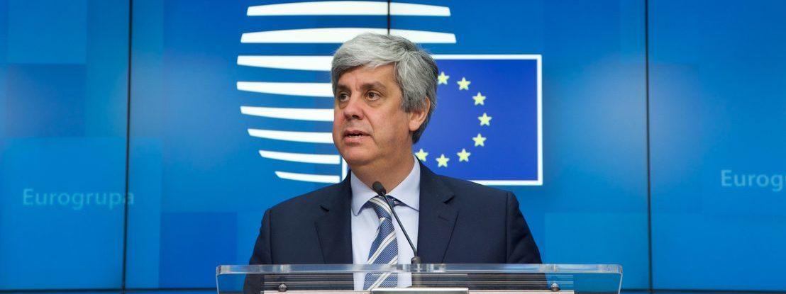 """Eurogrupo está a preparar o """"maior e mais ambicioso pacote de sempre"""", diz Centeno"""